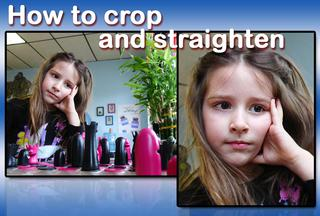 Video: crop and straighten